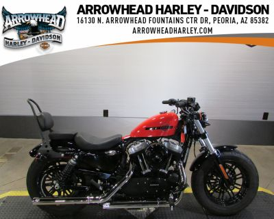 Certified Pre-Owned 2020 Harley-Davidson Forty-Eight Sportster XL1200X
