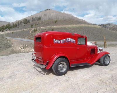 1933 Chevrolet Panel Truck