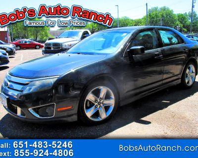 Used 2010 Ford Fusion 4dr Sdn SPORT AWD