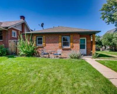 1135 Monroe St #1, Denver, CO 80206 2 Bedroom House
