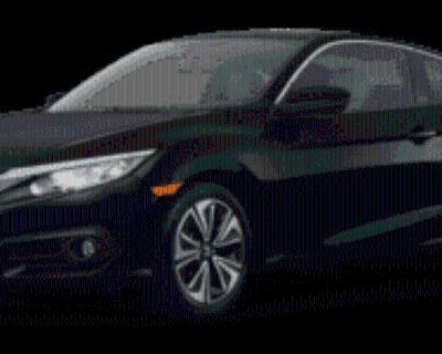 2017 Honda Civic EX-L Coupe CVT