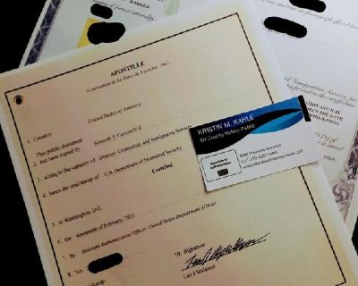 NYC FEDERAL APOSTILLE & AUTHENTICATION SERVICES