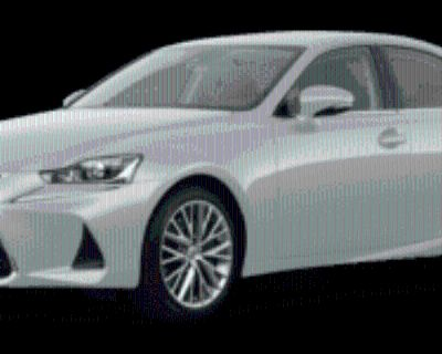 2018 Lexus IS IS 350 AWD