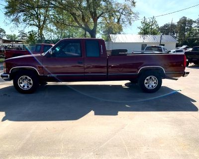 1988 Chevrolet C/K 2500 Ext. Cab 6.5-ft. Bed 2WD 3A
