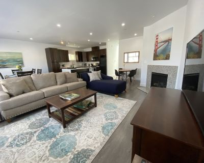 Spacious Renovated Home for Families & Corporate Travelers! - Daly City