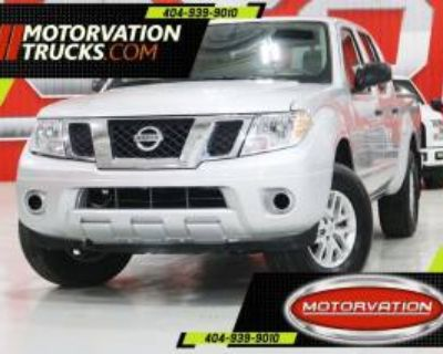2019 Nissan Frontier SV Crew Cab 4WD Automatic