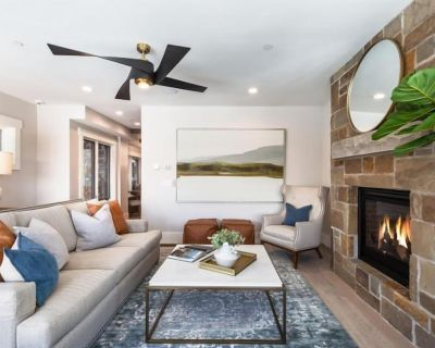 New to Market! Modern Ski Chalet on Empire Avenue, Walk to Park City Mountain and Main Street - Downtown Park City