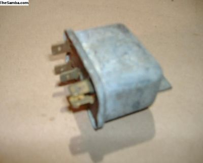 VW type 3 4 fuel pump injection relay 68 - 73 yr