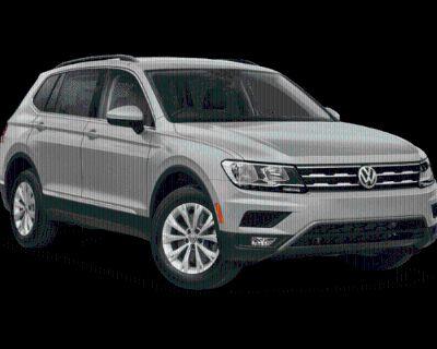 New 2021 Volkswagen Tiguan 2.0T SE AWD