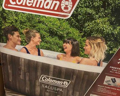 Coleman Salu Spa