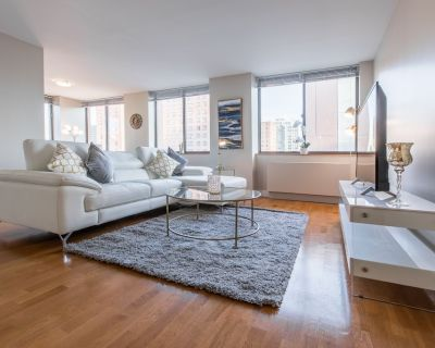 Luxury 2 Bed w/ Gym, Laundry, Rooftop #6107 - Upper West Side