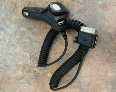 iPhone 4 (or iPod) car charger