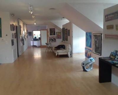 Unique Art Gallery // Available for Film/Photo Shoots, Somerville, MA