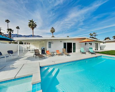 Palmita Springs Private Pool, Spa & Outdoor Kitchen Minutes to Downtown - Palm Springs