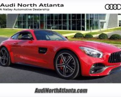 2018 Mercedes-Benz AMG GT AMG GT C Coupe