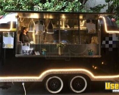 Beautiful 7' x 20' Custom Mobile Food Concession Trailer