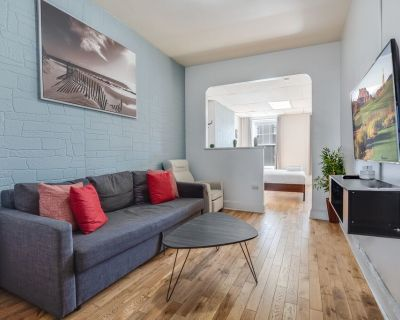 Central & Next to the Path - 10min to NYC - Hoboken
