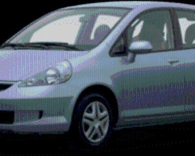 2007 Honda Fit Base