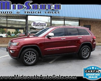 Used 2019 Jeep Grand Cherokee Limited 2WD