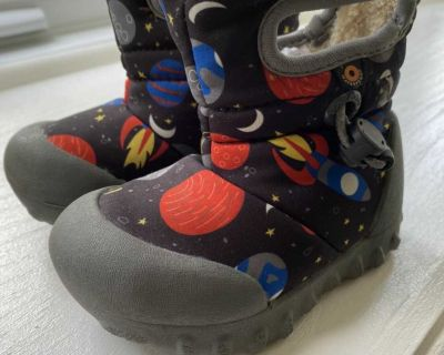 Bogs winter boot size 5/21
