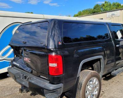 FS 15-19 Sierra 2500 leer truck cap