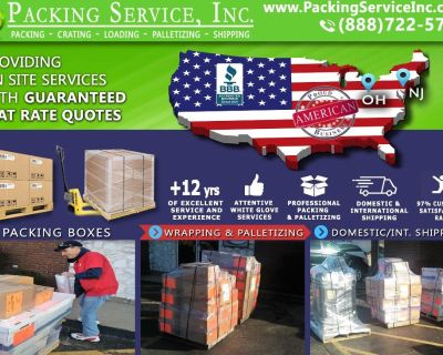 Packing Service, Inc. Packing Boxes and Shipping Services - Fort Myers, Florida