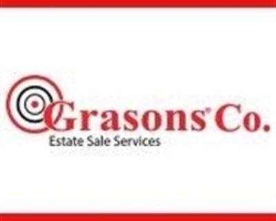 Grasons Co. Beach Cities Estate Sale Newport Beach 09/23 - 09/25