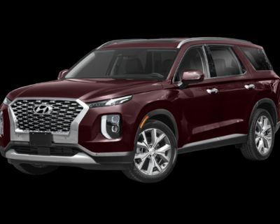 New 2022 Hyundai Palisade SEL AWD