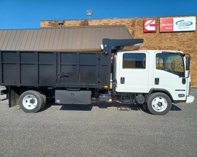 2021 ISUZU NRR Dump Truck CLASS 4 (GVW 14001 - 16000)