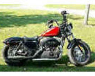 Always Garaged 2013 Harley Davidson 48 Sportster 1200 Cc