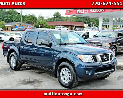Used 2018 Nissan Frontier S Crew Cab 5AT 2WD