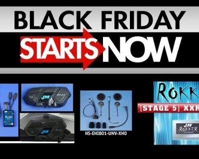 Black Friday @ Sierra Electronics