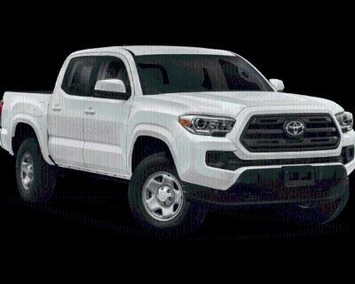 Pre-Owned 2019 Toyota Tacoma SR5 4WD 4D Double Cab
