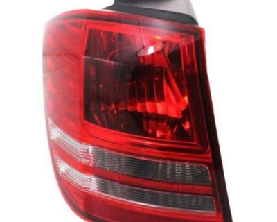 New 2009 2014 Ch2818126 Fits Dodge Journey Rear Left Tail Light Lens And Housing