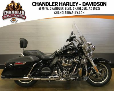 Pre-Owned 2017 Harley-Davidson Road King Touring FLHR