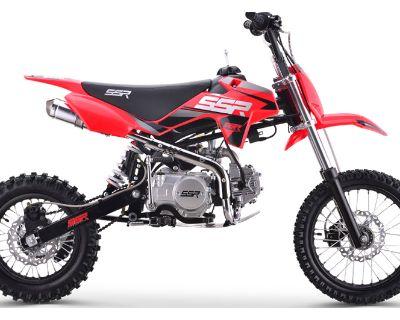 2021 SSR Motorsports SR125 Motorcycle Off Road Laurel, MD