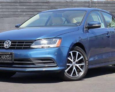 2018 Volkswagen Jetta 1.4T SE