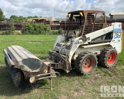 Bobcat 763 Skid Steer Loader