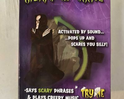 Rising From the Grave Reaper