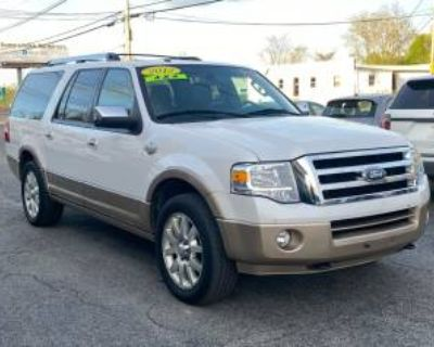 2013 Ford Expedition EL King Ranch 4WD