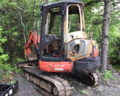 Kubota KX040-4 Mini Excavator
