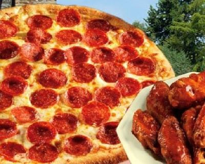Order Pizza and Wings in Pleasanton