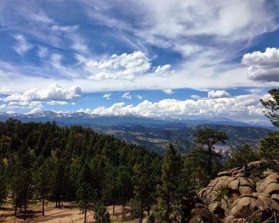 Stunning Mountain Views, 3+ Acres, Near Boulder/Golden/Eldora/Coors, closest DIA - Coal Creek Canyon