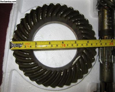 dune buggy IRS VW BEETLE 5.14 RATIO Ring / Pinion