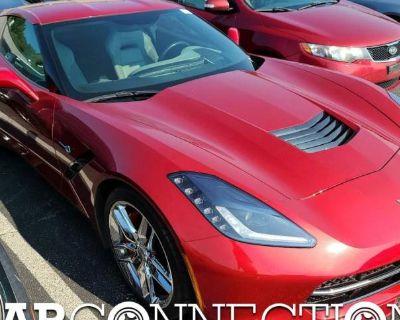 2014 Chevrolet Corvette Z51 3LT