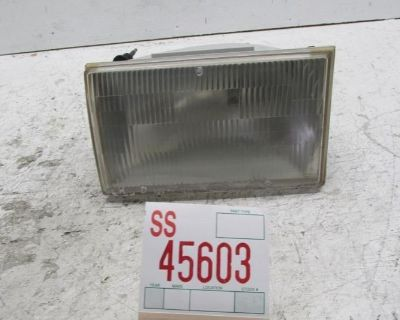 90 91 92 93 94 Lincoln Town Car Left Driver Front Head Light Headlight Lamp Oem