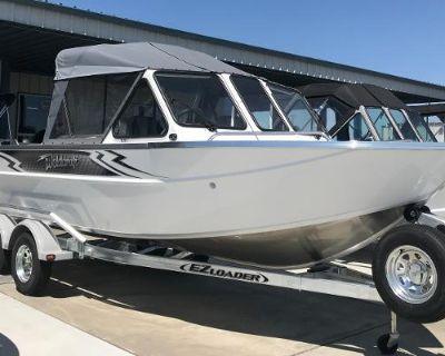 2021 Weldcraft 202 Rebel Outback