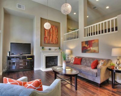 Upscale 3BR Rivermark Home near 49ers Stadium&Convention Center - Santa Clara