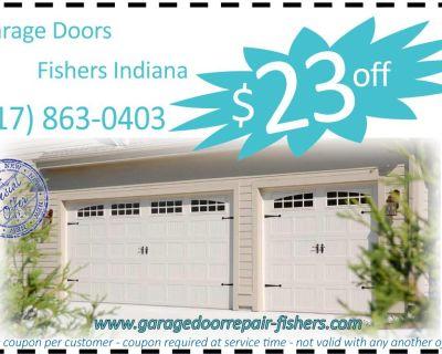 Garage Door Repair Fishers