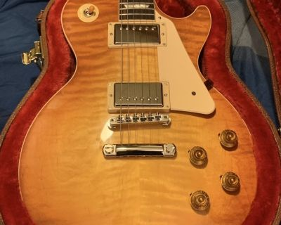 Trade 2020 Gibson Les Paul Standard 60 s for LP Standard 50 s or Traditional